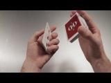 Overhand Shuffle :: Academy :: (кардистри, cardistry, слейтинг)