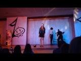 Выступление моего любимого класса на конкурсе